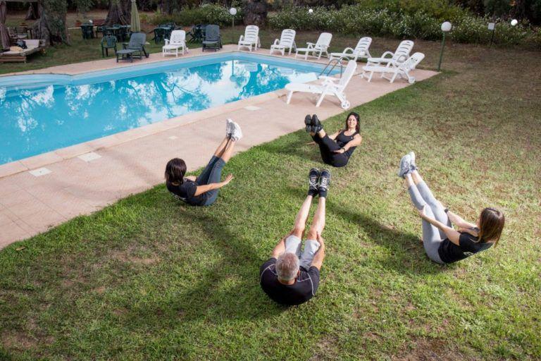 Detox Holiday - Esercizi di Pilates